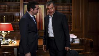 Θεοδωράκης: Είμαστε αποφασισμένοι να συνεχίσουμε την προσπάθειά μας για εθνική συνεννόηση