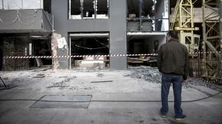 Έκρηξη σε κατάστημα στο Χαλάνδρι