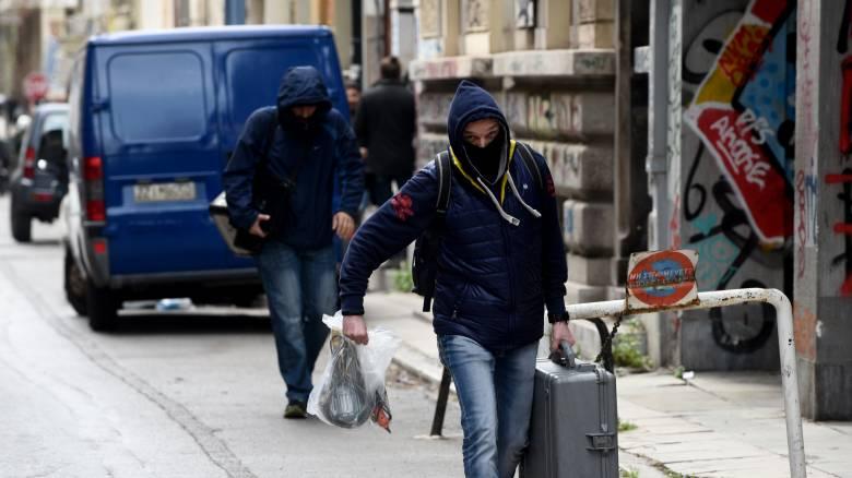 Στοιχεία που παραπέμπουν στην επίθεση στην επιχείρηση της Μ.Μητσοτάκη εντοπίστηκαν σε κατάληψη