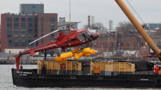 Πώς η τσάντα ενός επιβάτη μπορεί να προκάλεσε την πτώση του ελικοπτέρου στη Νέα Υόρκη