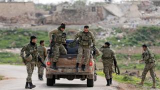 Συρία: Περικύκλωσε την πόλη Αφρίν ο τουρκικός στρατός