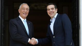 Τσίπρας: Η Πορτογαλία αποτελεί θετικό παράδειγμα για την Ελλάδα και τους θεσμούς