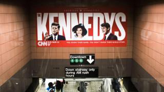 Kένεντι: η δυναστεία που όρισε τις ΗΠΑ στο φακό του CNN -δείτε το preview