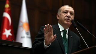 Ο Ερντογάν προτείνει στους Τουρκοκυπρίους να αυξήσουν τον πληθυσμό τους
