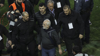 Τι λέει η Ένωση Αστυνομικών Υπαλλήλων για τη μη σύλληψη του Ιβάν Σαββίδη στο γήπεδο