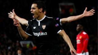 Champions League: Θρίαμβος της Σεβίλλης στο «Ολντ Τράφορντ», πρόκριση και για Ρόμα