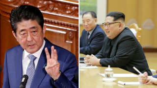 Σύνοδο Κορυφής Άμπε-Κιμ Γιονγκ Ουν εξετάζει η Ιαπωνία