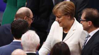 Γερμανία: Επανεξελέγη η Άνγκελα Μέρκελ στην καγκελαρία
