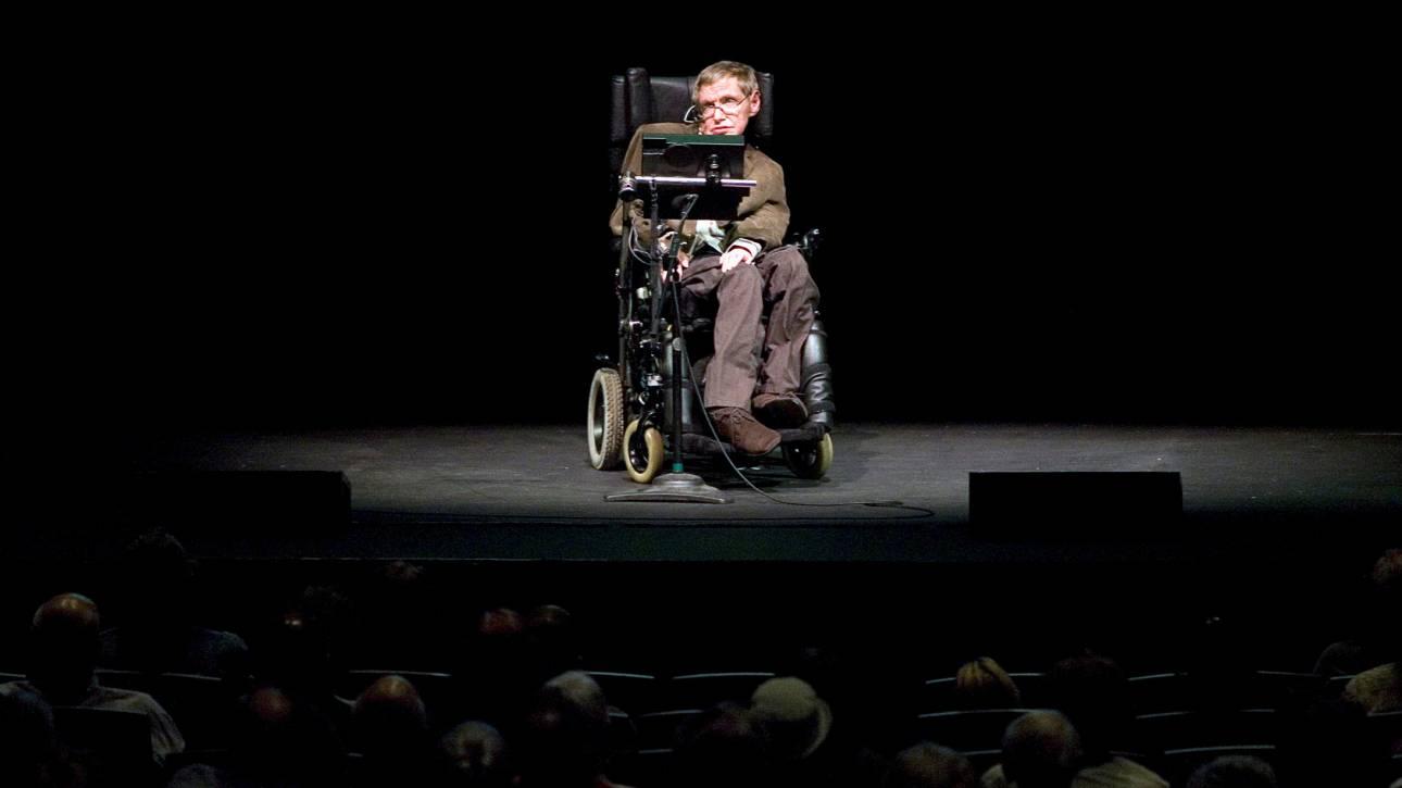 Στίβεν Χόκινγκ: Τι είναι η νόσος του κινητικού νευρώνα από την οποία έπασχε ο σπουδαίος αστροφυσικός