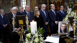 Κηδεύτηκε ο «δάσκαλος» της δημοσιογραφίας Χρήστος Πασαλάρης