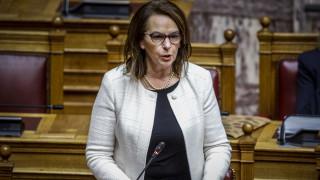 Παπανάτσιου: Έρχεται απόφαση για οφειλές που ξεπερνούν τα 50.000 ευρώ