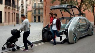 Αυτοκίνητο: Το car sharing στο μέλλον θα γίνεται με οχήματα σαν το EZ-GO της Renault