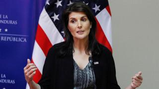 Χέιλι: Οι ΗΠΑ πιστεύουν ότι η Ρωσία κρύβεται πίσω από τη δηλητηρίαση του πρώην κατασκόπου