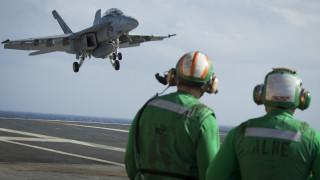 ΗΠΑ: Συντριβή μαχητικού αεροσκάφους στη Φλόριντα – Νεκροί ανασύρθηκαν οι δύο πιλότοι