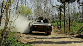 Συρία: Ο στρατός ανέκτησε τον έλεγχο πόλης-κλειδί στην Ανατολική Γούτα