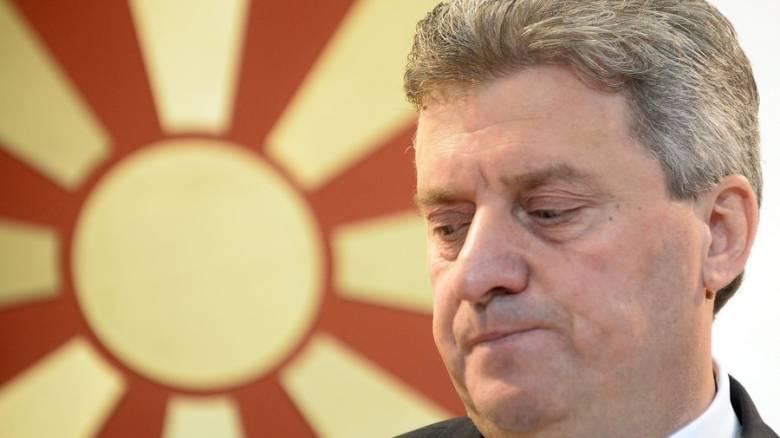 Πολιτικοί τριγμοί στα Σκόπια: Ηχηρό «όχι» Ιβάνοφ στη διεύρυνση της αλβανικής γλώσσας