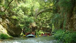 Ράφτινγκ στα δημοφιλέστερα ποτάμια της Ελλάδος