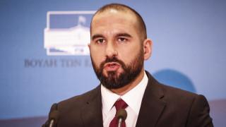 Τζανακόπουλος: Τίποτα δεν πρόκειται να διακόψει την έξοδο της χώρας από την επιτροπεία