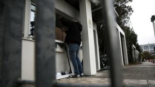 Παρέμβαση του Ρουβίκωνα στην ΤΕΡΝΑ για τον θάνατο εργάτη