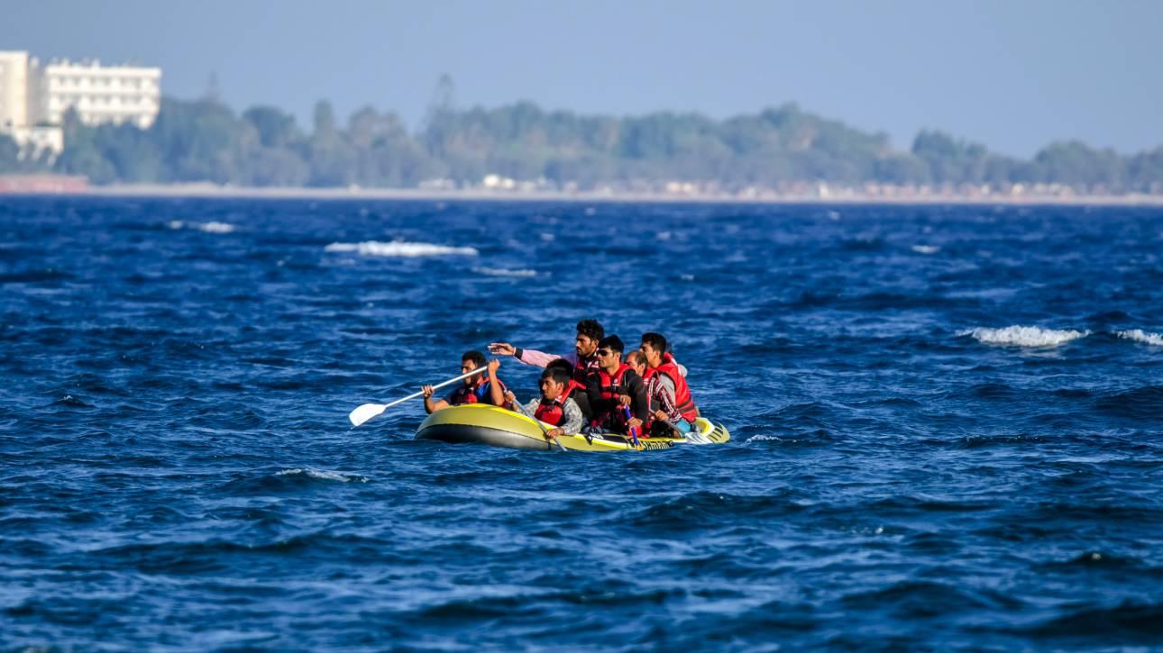 Frontex: 1.600 παράνομες αφίξεις μεταναστών στα ελληνικά νησιά τον Φεβρουάριο