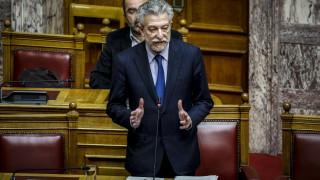 Κοντονής: Η κυβέρνηση αντιμετωπίζει πολύ σοβαρά το ζήτημα της ηθικής στο δημόσιο βίο