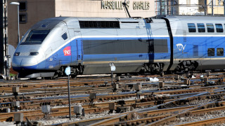Απεργιακές κινητοποιήσεις μέχρι τα τέλη Ιουνίου αποφάσισαν οι σιδηροδρομικοί στη Γαλλία