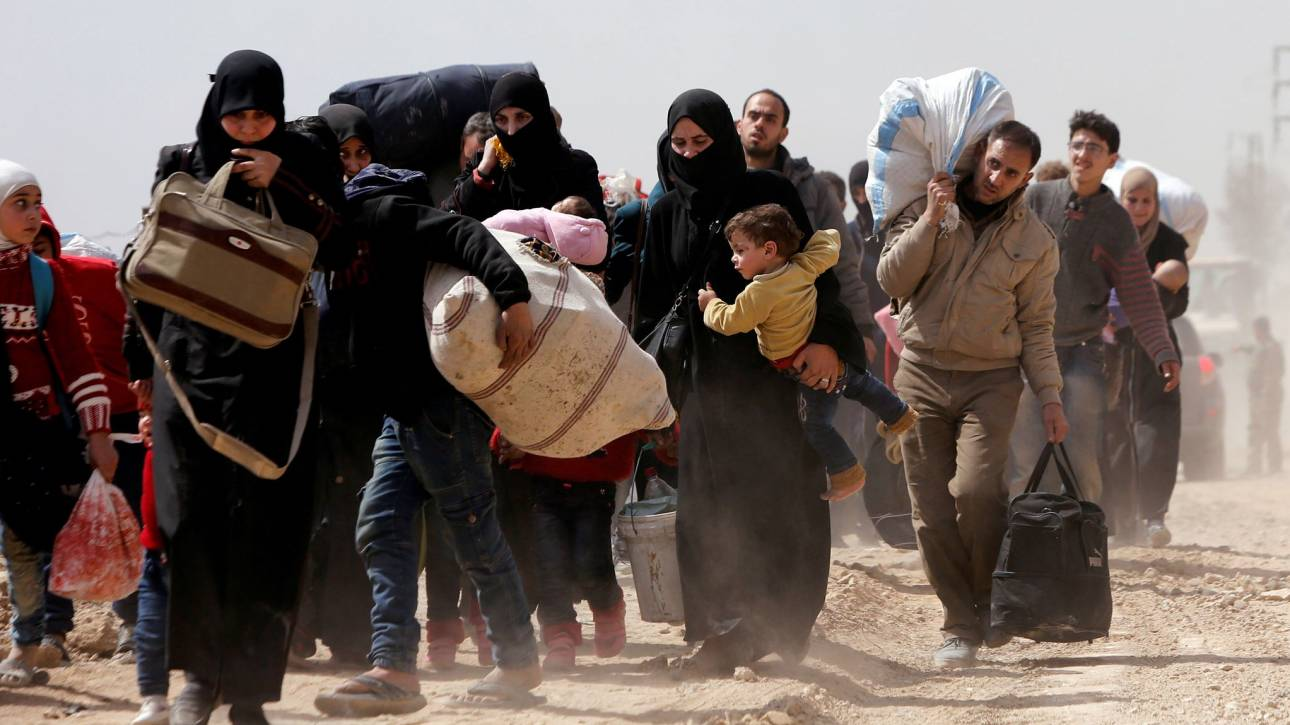 Συρία: Επτά χρόνια πολέμου και το ανθρώπινο δράμα συνεχίζεται