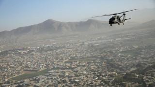 Ιράκ: Συντριβή αμερικανικού ελικοπτέρου με επτά επιβαίνοντες