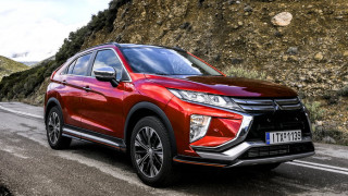 H Mitsubishi επανέρχεται με το Eclipse Cross, ένα ενδιαφέρον SUV 1.500 κυβικών και 163 ίππων