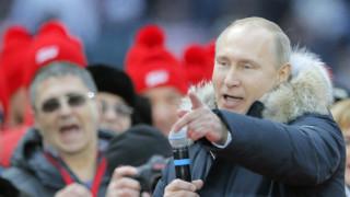 Κάλεσμα Πούτιν στους ψηφοφόρους να προσέλθουν στις κάλπες την Κυριακή