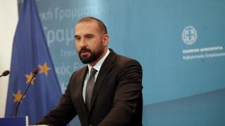 Τζανακόπουλος: Κάνουμε όλες τις διπλωματικές και πολιτικές κινήσεις για τους στρατιωτικούς