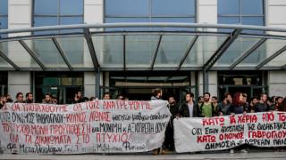 Φοιτητές και καθηγητές εισέβαλαν στο υπουργείο Παιδείας - Κινητοποιήσεις και στη Θεσσαλονίκη