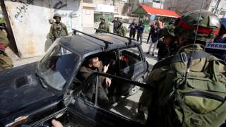 Ισραήλ: Αυτοκίνητο παρέσυρε πλήθος κοντά στην Τζενίν, στην κατεχόμενη Δυτική Όχθη