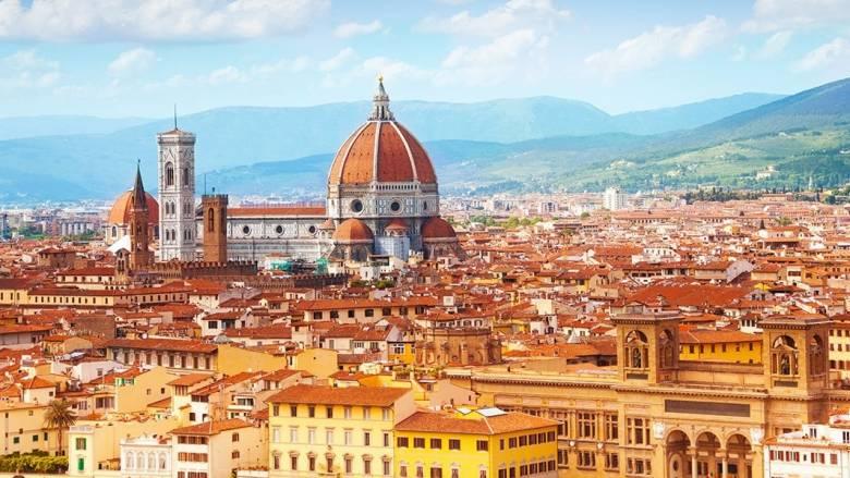 Ταξιδεύουμε για Σαββατοκύριακο στην Φλωρεντία