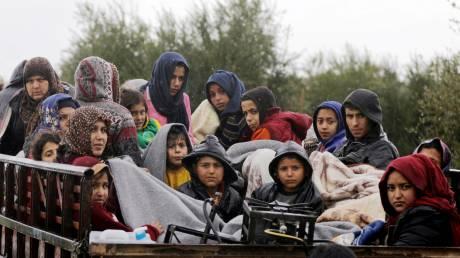 Συρία: Περισσότεροι από 150.000 άμαχοι έχουν εγκαταλείψει την Αφρίν
