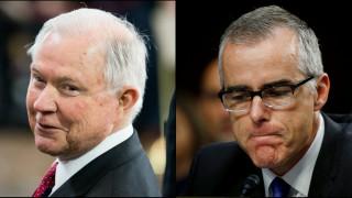 Ο Σέσιονς απέλυσε τον αναπληρωτή διευθυντή του FBI μέρες πριν τη συνταξιοδότησή του