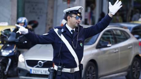 Οι κυκλοφοριακές ρυθμίσεις σήμερα στην Αθήνα