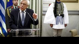 Παυλόπουλος: Δεν υπάρχουν γκρίζες ζώνες και δεν πρόκειται να αποδεχθούμε ποτέ την ύπαρξή τους