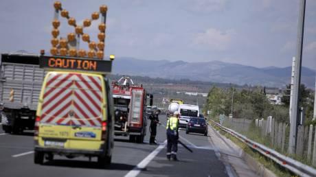 Νεκροί και τραυματίες σε καταδίωξη στην εθνική οδό Κομοτηνής - Ξάνθης