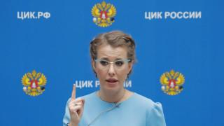 Ξένια Σομπτσάκ: Η «Πάρις Χίλτον» της Ρωσίας τα βάζει με τον Βλαντιμίρ Πούτιν