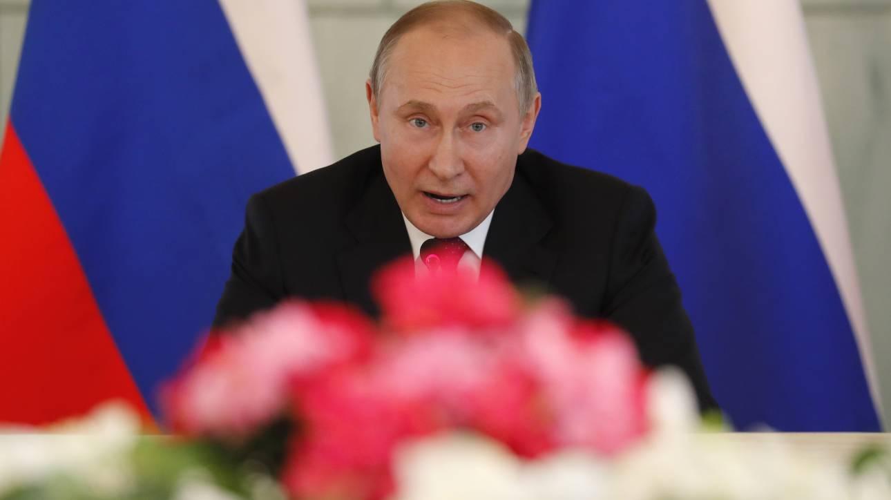 Το μεγάλο «στοίχημα» του Πούτιν στις εκλογές