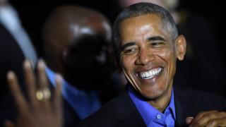 Ο Μπαράκ Ομπάμα μέσα από τα... μάτια του φωτογράφου του