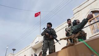 Οι τουρκικές δυνάμεις εισέβαλαν στην Αφρίν
