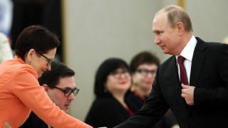Πούτιν: Θα είμαι ευχαριστημένος με οποιοδήποτε αποτέλεσμα, αρκεί να εκλεγώ