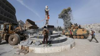 Καταγγελίες για τις πρώτες κινήσεις των τουρκικών δυνάμεων στην Αφρίν