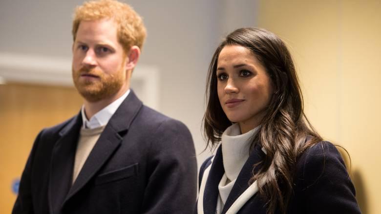 Χάρι και Μέγκαν: Η πρώτη εικόνα από την τηλεταινία του βασιλικού ζεύγους