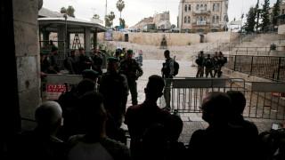Επίθεση με μαχαίρι στην Παλαιά Πόλη της Ιερουσαλήμ με έναν τραυματία