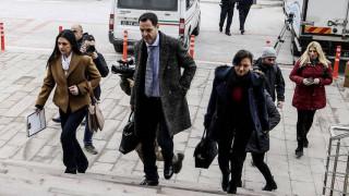 Ανησυχία για τους δύο στρατιωτικούς που κρατούνται στην Αδριανούπολη από τους Έλληνες δικηγόρους