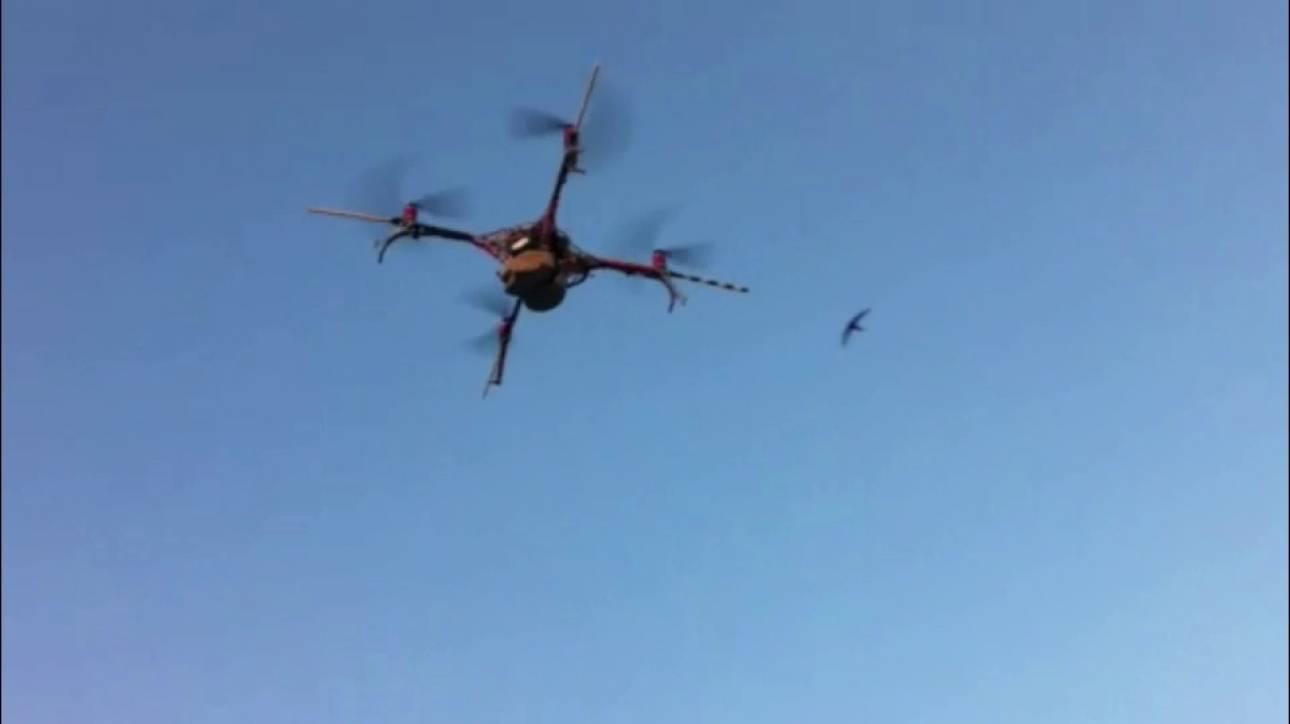 Με… drones θα παρακολουθούν τις σοδειές τους οι αγρότες της Καρδίτσας