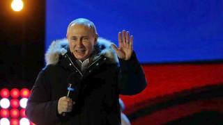 Εκλογές Ρωσία: Θρίαμβος Πούτιν με ποσοστό 76,65% στο 99% των καταμετρημένων ψηφοδελτίων